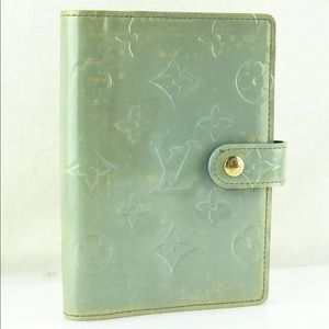 LOUIS VUITTON AGENDA PM Vernis Notebook DayPlanner
